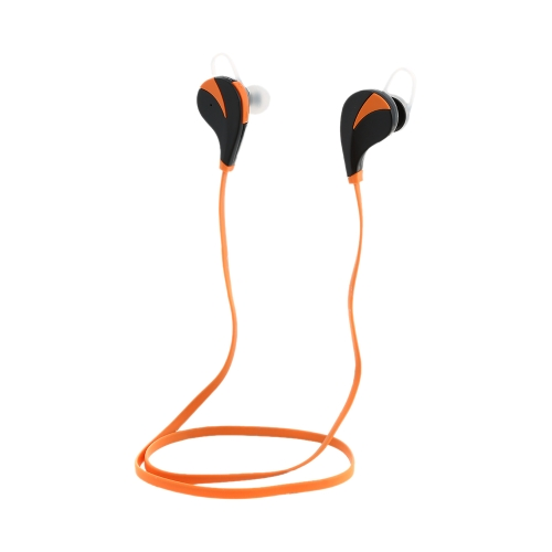 Portable G6 Neck-strap Style In-ear Sweat-proof Wireless Outdoor Sport Stereo Bluetooth 4.0 + EDR Music Headphone Earphone Headset Hands-free with Microphone for iPhone 6 Plus 6 5S LG Samsung S5 S4 HTC Tablet PC