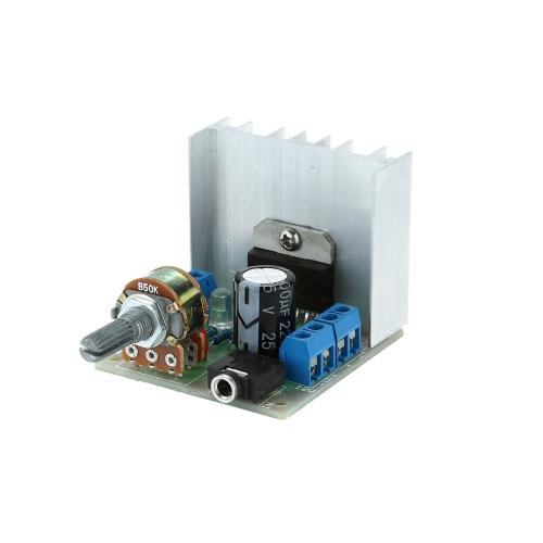 VersionTS-15WGF-A AC 5 ~ 18V 15W + 15W Dual-Channel Audio Amplifier Board