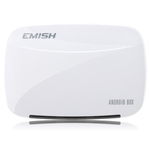 EMISH X700 Android 4.4 TV Box Rockchip 3128 1G / 8G EU Plug