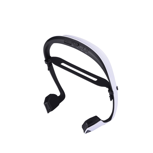 DIGICare Stylish Bone Conduction Headset Neck-strap Style Bluetooth Stereo NFC Headphone Wireless Outdoor Sweatproof Sport Bluetooth 3.0 + EDR Stereo Hands-free Music Earphone with Microphone for iPhone6 6Plus 5S, for Samsung S6 S5 S4/Note 4 3 2 Smart phones Tablet PC Notebook