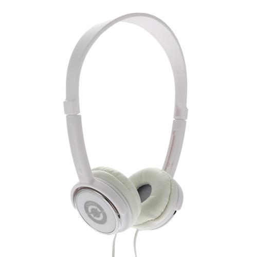 CHAOLI HL-01 Stereo Headphone Super Bass Music Headphones 3.5mm Audio Plug Noise Cancellation Adjustable Headband Earphones with Microphone for Smart Phones Desktop Notebook Tablet PC