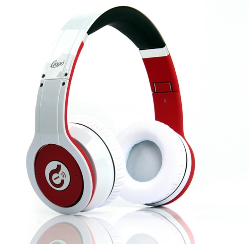 Wireless Bluetooth Syllable G08 Noise Reduction Cancellation Headphones for iPhone White