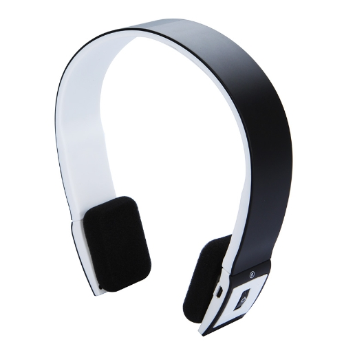 2.4G Wireless BT V3.0 + EDR Headset Headphone com microfone para iPhone iPad Smartphone Tablet PC