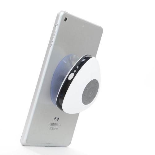 Мини-HiFi беспроводной Bluetooth 3.0 Handsfree микрофон всасывания спикер душ автомобиль водостойкий для iPhone iPad