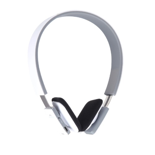 Stereo Bluetooth 4.1 Wireless Headphone Headset for iPad iPhone Galaxy S4 S3 HTC LG White