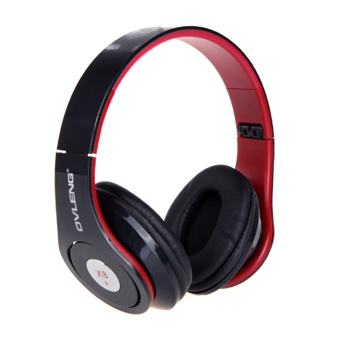 OVLENG X8 Foldable Headphone with Mic