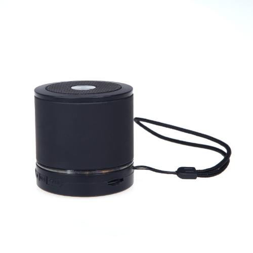Bluetooth Wireless Mini Portable Speaker Hands-free Call FM TF Card Slot for iPhone iPad MP3 Black