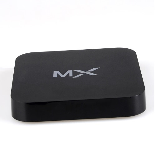 MXII Mini PC Player TV Box Android 4.2 Quad Core 2G-8GB XBMC DLNA Miracast 1080P BT Wifi