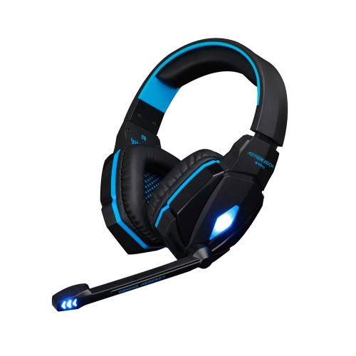 New EACH G4000 Gaming Stereo Cuffia con controllo di volume del Mic per PC Game