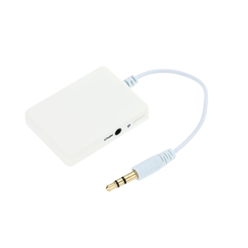 Mini 3.5mm Bluetooth Stereo Audio Transmitter Wireless Bluetooth A2DP Stereo Music Transmitter Adapter for Mp3 Mp4 CD Player TV PC