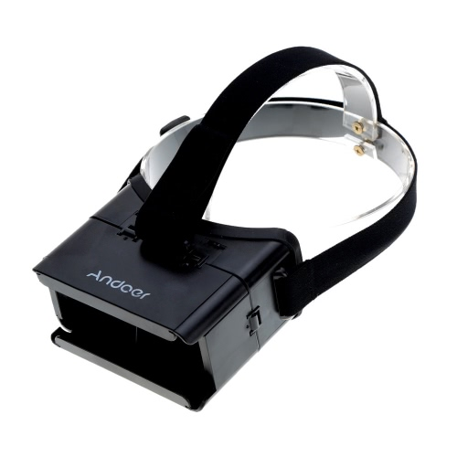 Universal 3D Virtual Reality VR Video Movie Game Glasses for iPhone Samsung 3.5~6
