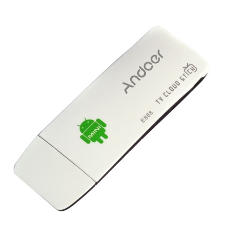 E888 Mini PC TV Dongle bâton Android 4.4 Quad Core RK3188T 2G/8GB XBMC DLNA BT Wifi