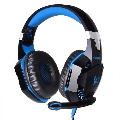 JEDES G2000 Over-Ohr Spiel Gaming Kopfhörer
