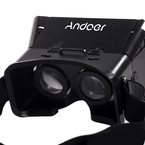 "CST-01 Universal 3D Vr Virtual Reality DIY Video Movie Game Glasses for iPhone Samsung 4-6"" Mobile Smartphone Google Oculus Rift H"