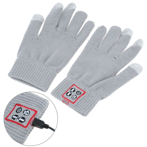 Bluetooth 3.0 Winter Calling Talking Gloves Hand Gesture Touch Screen with Speaker Microphone