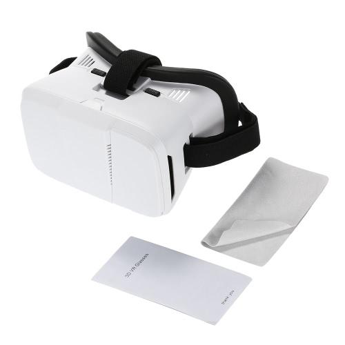 Andoer Lunettes 3D VR Portable Réalité Virtuelle VR Tête-Arch avec Bandeau VR pour Tout 3.5