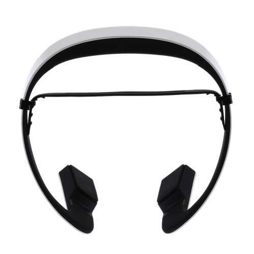 Original S.Wear LF-18 Bone Conduction Wireless Bluetooth Stereo Headset Bluetooth 4.1 Waterproof Neck-strap NFC Earphone Hands-free for iPhone6 6Plus Samsung HTC Tablet PC Laptop Black