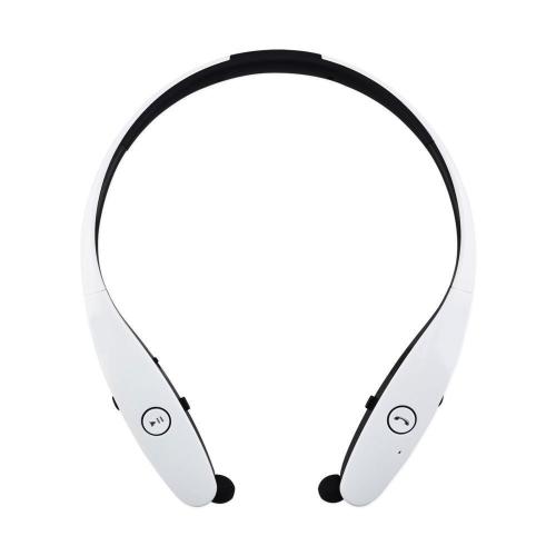 HBS-900 sans fil BT tour de cou intra-auriculaire sport écouteur