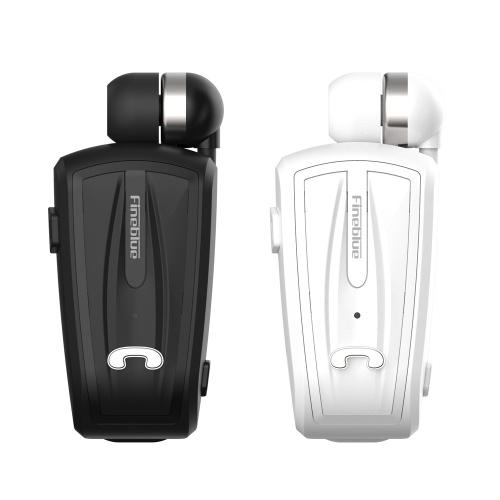 Fineblue F-V6 Беспроводные Bluetooth-наушники Наушники-вкладыши Бизнес-наушники Bluetooth 4.0 Носить клип Hands-free с микрофоном