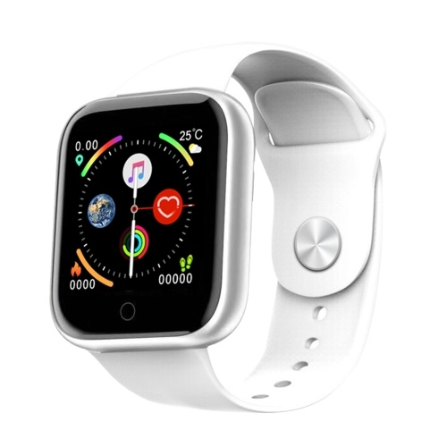 GM20 Intelligent Watch Color Screen BT Sports IP67 Waterproof Watch Steps Counting Blood Pressure Heart Rate Monitoring Fitness Watch