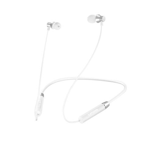 Lenovo HE05 Earphone Bluetooth5.0 Wireless Headset Magnetic Neckband Earphones IPX5 Waterproof Sport Earbud with Noise Cancelling Mic