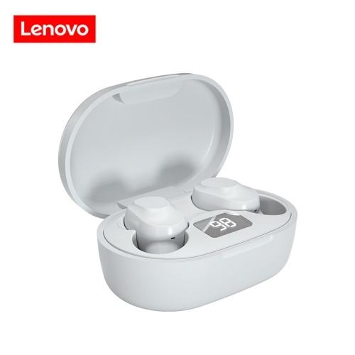 Lenovo XT91 TWS Ohrhörer Bluetooth 5.0 Echte kabellose Kopfhörer Touch Control Sport Headset Schweißfeste In-Ear-Kopfhörer mit 300-mAh-Ladegerät für Akkus Digitalanzeige
