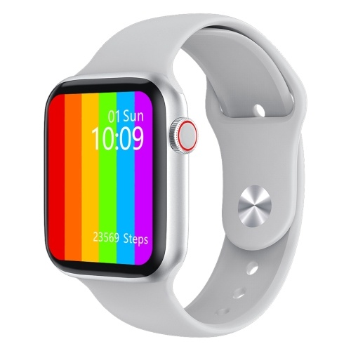 Smart Watch Fitness Tracker with 1.75'' Touch Screen Step Counter Activity Tracker Watch Supports Heart Rate Blood Pressure Monitor IP67 Waterproof Bracelet Wrist Band