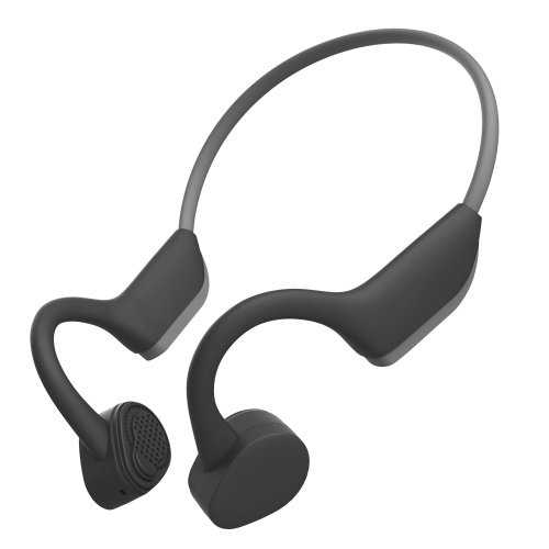 S. Wear J20 Bone Condução Fones de Ouvido Sem Fio Bluetooth 5.0 Fone de Ouvido IP56 À Prova D 'Água Ao Ar Livre Esportes fone de Ouvido Estéreo Qcc3003 Hands-free com Microfone