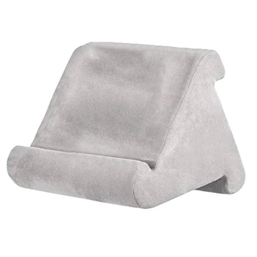 Laptop Tablet Holder Multi-Angle Soft Pillow Lazy Lap Stand for Tablets eReaders Smartphones Books&Magazines Bracket