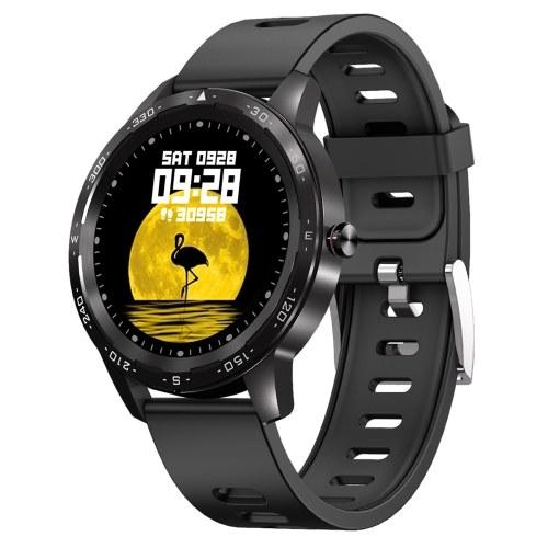 H86 BT5.0 Intelligent Watch BT Calls Heart Rate Detection Message Push IP67 Waterproof Sports Watch