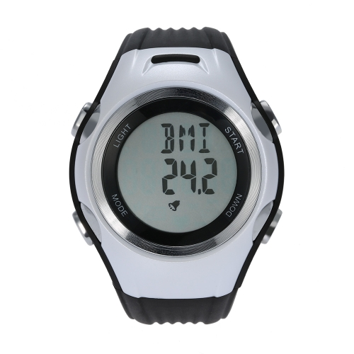 Practical Function Heart Rate Monitor AVG & Max Heart Rate Watch With Smart Chest Belt Professional Sport Watch for Exercise Heart Health