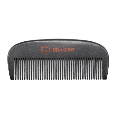 Wooden Hair Comb Man's Beard Comb Anti-static Male Mini Facial Hair Mustache Massage Comb