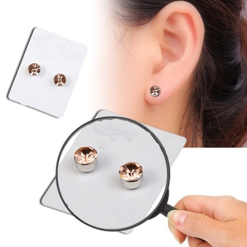 Weight Loss Healthcare Stone Magnetic Therapy Ear Stud