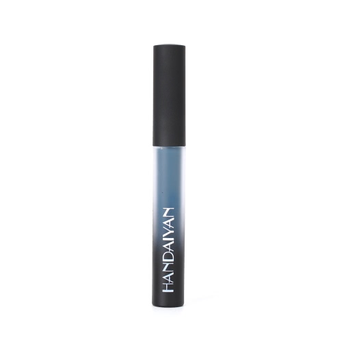 12 Farben Lip Gloss Kosmetik Wasserdichte Langlebig Lippenstift Pigment Metallic Sexy Red Lip Tint Samt Matte Nude Liquid Lipstick Beauty Lipgloss