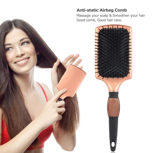 Airbag Comb Nylon Anti-static Comb Air Bag Massage Hairbrush Wide Teeth Detangling Health Care Comb