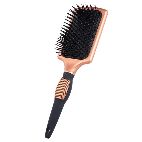 Airbag Kamm Nylon Anti-Statik-Kamm Air Bag Massage Haarbürste breite Zähne Detangling Health Care Comb