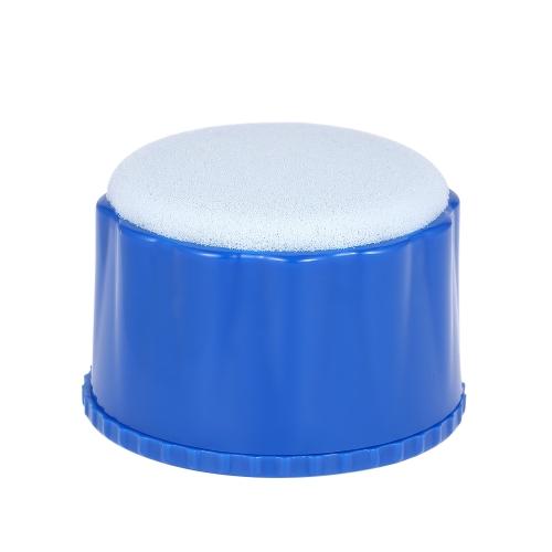Zahnmedizinischer runder Endo Stand-Reinigungs-Schaum-Datei-Bohrer-Block-Halter mit Schwamm Autoclavable-Zahnarzt-Produkt-zahnmedizinisches Werkzeug-zufällige Farbe