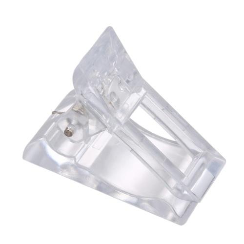Set di 5 pezzi di gel per unghie trasparente per unghie a costruzione rapida