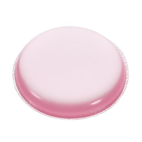 Силиконовые Blender макияж Косметическая пуховка для Puff Liquid Foundation BB крем укрыватель затяжек Девочек Макияж Красота Инструменты полупрозрачный Anti-Sponge Round / Heart Shape