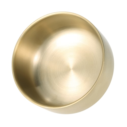 Мужская металлическая бритвенная чаша Парикмахерская Латунная мыльница Чашечка для мытья рук Мыло для мыла для бритвенной щетки