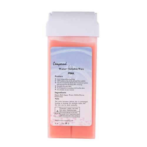Enthaarungswachs Epilierer Enthaarungswachs Creme Gesichtsbehandlung Körper Haarentfernung Wachs Rolle auf heißem Enthaarungswachs 5 Geschmack