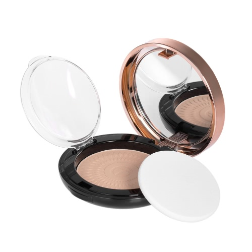 O.TWO.O Acabamento Pressed Powder Concealer Shading Powder Face Makeup Cosmetic Smooth Natural 21 #