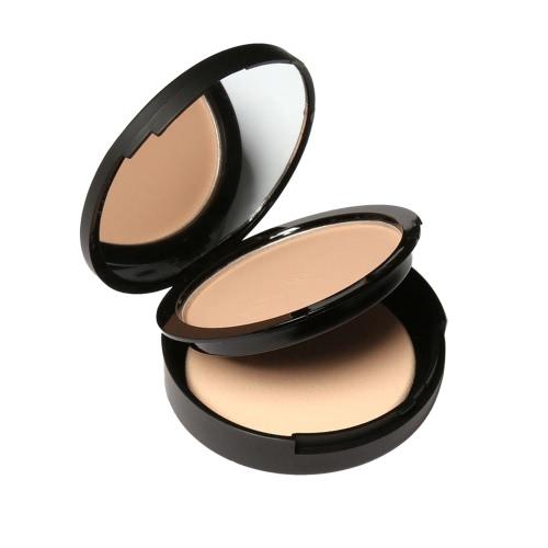 FOCALLURE Pressed Powder Gesichts Make-up Finishing Powder Palette Textmarker Schimmer Aufhellen Kosmetik Foundation Powder