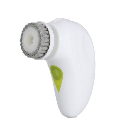 Escova de rosto recarregável USB IPX6 impermeável com design portátil para limpeza facial de viagem