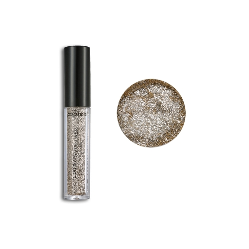 Neue Make-up lose Pigment Schatten Auge Mineral Powder Gold rot Metallic Focallure lose Glitter Lidschatten Farbe