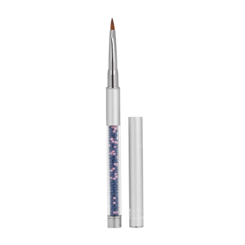 1 stück Nagelbürste Pen Malerei Skulptur Zeichnung Linie Stift Acryl Griff Maniküre Nail art DIY Werkzeug