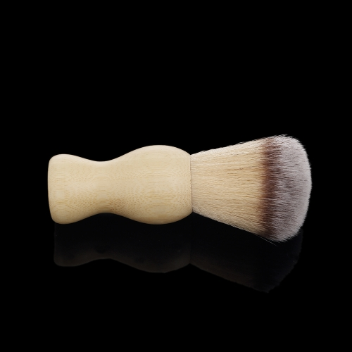 Men's Shaving Brush Wood Handle Beard Shaving Brush Wooden Handle Professional Male Razor Facial Brush Face Cleaning Tool W6082