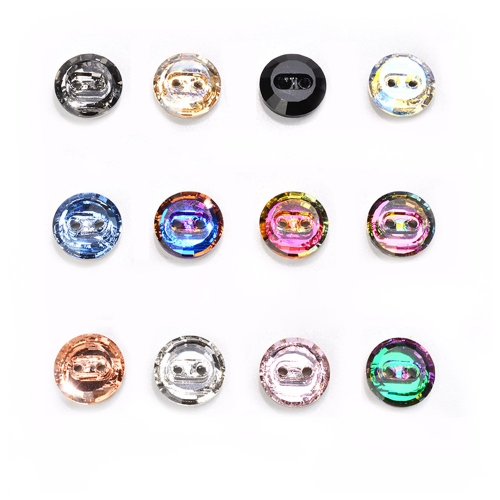 12 pcs Arcylic Prego Glitter Set Botão Poeira Em Pó para Nail Art Dica Decoração Rhinestone Manicure Nail Art Ferramenta