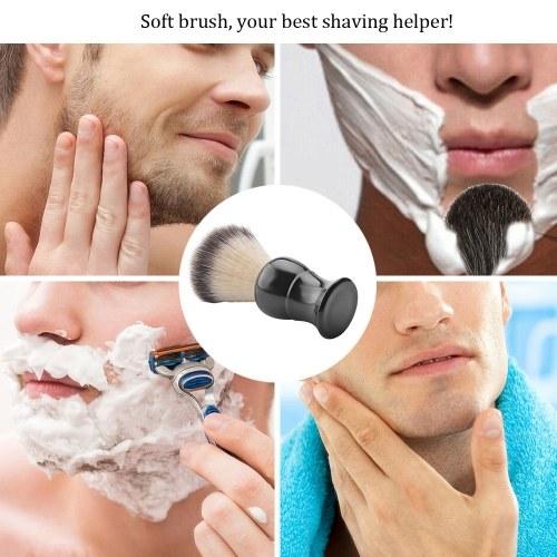 Men's Shaving Brush Metal Handle Beard Shaving Brush W7062