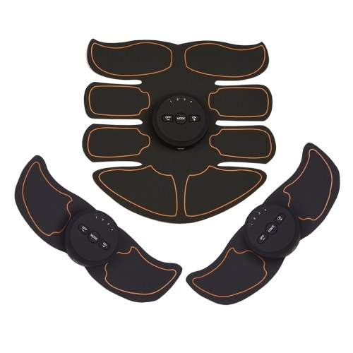 Sports Abdomen Trainer Home Massage Fitness Abdomen Instrument